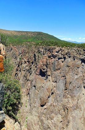 Chasm View Gunnison River